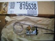 Wolf Range Griddle Thermostat 815538 New Oem Part