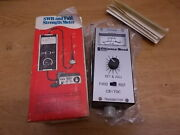 Vintage Citizen Band Recoton Swr And Field Strength Meter Cb170c- New Never Used
