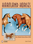 Hartland Horses New Models Since 2000 Thru 2012 Guide Book [s] By Gail Fitch