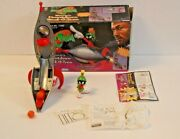 Excellent Michael Jordan Toy Space Jam -marvinand039s Countdown Rock-o-tron Complete