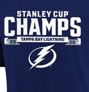 Tampa Bay Lightning 2020 Stanley Cup Champions Mens Polo Xs-6xl Lt-4xlt New