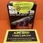Unstoppable Space 1999 Series 4 Special Andldquobandrdquo Variant Sealed Box 24 Autographs