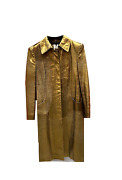 Just Cavalli Vintage Trench Coat Size 40