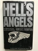 Hunter S. Thompsonand039s Helland039s Angels First Uk Edition First Printing