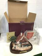 Walt Disney Enchanted Places Geppetto's Toy Shop From Pinocchio 8 Tall Freeship
