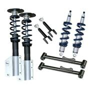 Ridetech 12140210 Complete Hq Series Coilover Kit 94-04 Mustang