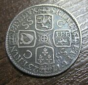 1 Shilling 1723 Great Britain George I