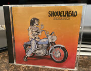 Vintage 90andrsquos Extremely Rare Grunge Shovelhead Gearbox Cd Signed Thrasher
