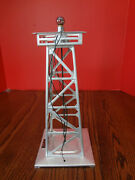 Lionel Beacon Tower 394 In Original Box O Gauge Untested Fast S/h