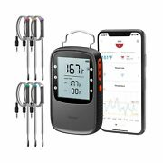 Govee Bluetooth Meat Thermometer Smart Grill Thermometer 230ft Remote Monit...