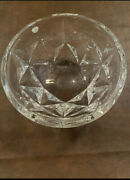 Authentic And Co Rock Crystal Star Bowl 6andrdquo