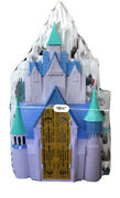 Disney Mattel 2013 Frozen 2 In 1 Castle Ice Palace Playset Elsa And Anna Doll
