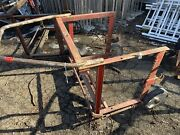 Electrical Wire Pulling Cart - Used