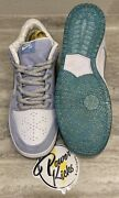 Sean Cliver × Nike Sb Dunk Low Holiday Special New Dc9936-100 Mens Us Size 12