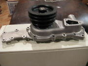 Jaguar 1973-1974 V12e-type Xke Water Pump Rebuilt W/gaskets And Pulley