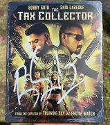 The Tax Collector 4k Steelbook Signed By Brendan Schaub New Sealed
