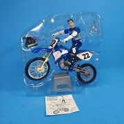 Chad Reed Team Yamaha Yz250 Road Champs Mxs Toy