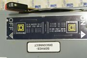 New Qmb363tw 100 Amp Twin 600 Volt 3 Phase Panel Mount Switch Ser E1