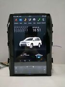 Android Gps Bluetooth Car Player Radio Stereo W Camera For Toyota Landcruiser