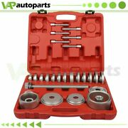 Front Wheel Drive Hub Bearing Puller Remover Install Removal Tool 31pcs
