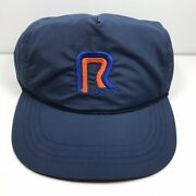 Roadway Trucking Company Hat Made In Usa Corded Snapback Cap