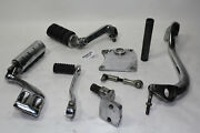 Fxr Mid Foot Controls + Inspection Cover + Pegs + Shifter + Linkage Eps24101