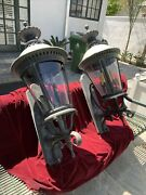 Pair Of Vintage Palace French Outdoor Lights Exterior Sconces Lighting