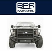 Fab Fours For 17-18 Ford F-250/350 Sd Elite Front Ranch Bumpers - Fs17-q4162-1
