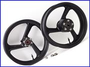 Yamaha Tzr250rs 3xv Genuine Wheel Front And Rear Set Yyy