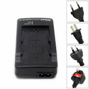 Nikon D70s D80 D90 D200 D300 D700 El3a En-el3e+ Power Adapter Battery Charger