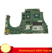 100 Tested For Dell Inspiron 15 7559 Motherboard 0nxywd I5-6300hq Gtx960m 4gb