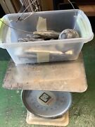 29 Pounds Of Scrap Lead Lead Lot Fishing Weights Free Shipping