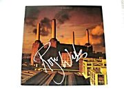 Roger Waters Autographed Signed Pink Floyd Animals Album Jsa Loa Z06750