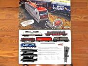 Marklin Ho 00805 Freight Set Electric Loco 5 Cars And Track Boxed Old Stock