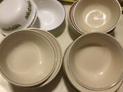 Corelle Collection Of Cereal Soup Bowls