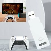 For Ps5 To Ps4/ps3/pc Wireless Bluetooth Gamepad Controller Adapter Converter Cb
