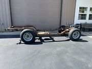 1963-1979 Corvette Complete Front Rear Frame Chassis Chevy