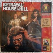 Betrayal At House On The Hill - 1st Edition - Board Game - Avalon Hill - New