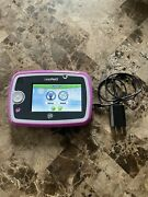 Leap Frog Leap Pad 3 Tablet W/ Mysteries Ultra Ebook + Charger - No Stylus