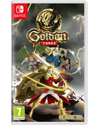 Golden Force Switch Neuf Sous Blister