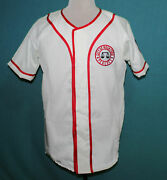 A League Of Their Own Baseball Movie Jersey Betty Horn Spaghetti White Any Size
