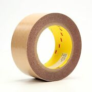 3mtm Double Coated Tape 9420 Red, 2 In X 36 Yd 4.0 Mil, 24 Rolls Per Case