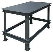 Hwbmt-367234-95 - Hd Wb - Mach Table - 36x72x34 - 14k - No.95 Gray - Pack Of 1