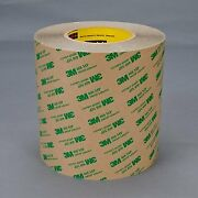 3m 468mp Adhesive Transfer Tape 468mp Clear 13 In X 60 Yd 5 Mil