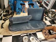 1959 1960 Cadillac Deville Front Bench Seat. See Photos