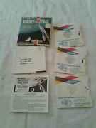 View-master The Secret From Space Tom Corbett Space Cadet 3 Reel Set Complete