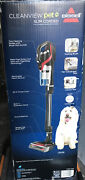 ✅ Bissell Cleanview Pet Slim Corded Tangle Free Brush Roll Vacuum ‼️see Pics