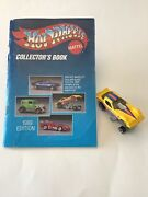 Hot Wheels Collectors Book 1989 Edition, 52 Vehicles Photoed, Lot For Sale, Mint