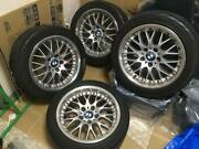 Genuine 17 Bbs Rs740 741 Bmw Style 42 Composite E39 E60 Staggered 2 Piece Wheels
