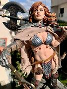 Sideshow Collectibles Red Sonja - Exclusive 0119/1500 Low Number